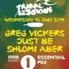 Essential Mix Live From Sankeys Ibiza (02.08.2014): Just Be B2B Greg Vickers & Shlomi Aber