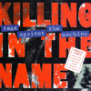 Rage Against The Machine - Killing In The Name cover