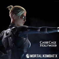 Cassie Cage:  Hollywood