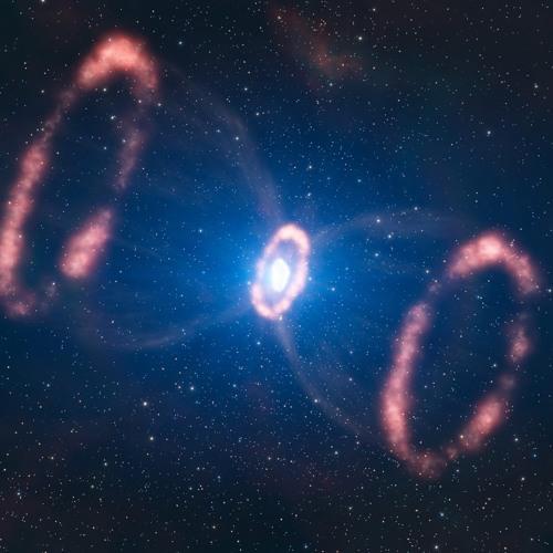 Tripuva Vimanas - Supernova (Death of a Star)