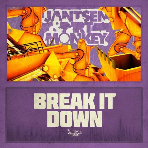 Jantsen & Dirt Monkey _ Break it Down (clip) [out 9/8]