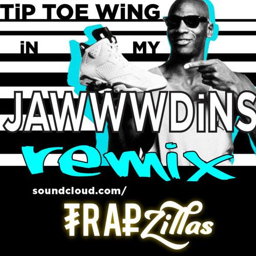 RiFF RaFF - Tip Toe Wing In My Jawwdinz (Trapzillas Remix)