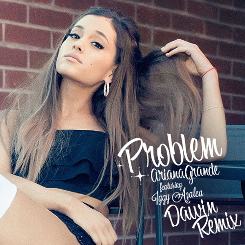Ariana grande problem sheet music for piano download free in pdf.