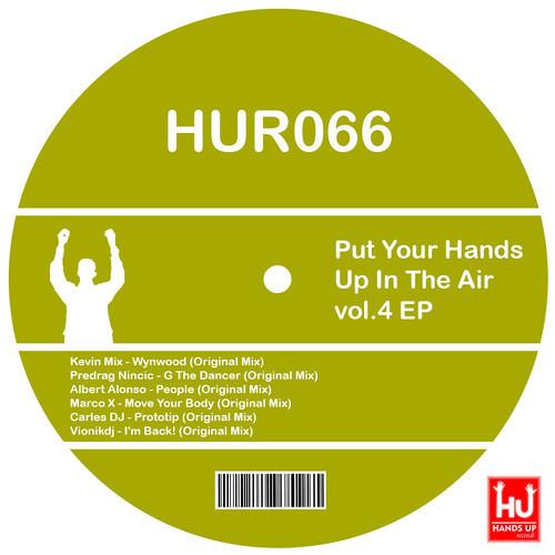 Vionikdj - I'm Back! (Original Mix) By: Hands Up Records