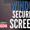 Window Security Screens - Atlanta Locksmith Kevin Wilson Shows You How To Protect Your Windows