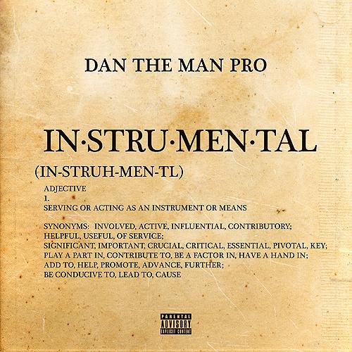 "Dan The Man Pro ""Instrumental"""