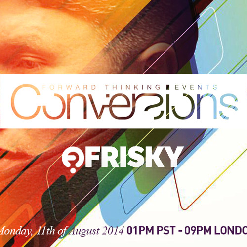 Adi Dumitra - Conversions @ Frisky Radio - 11th of August 2014