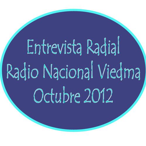 Entrevista En Radio Nacional Viedma