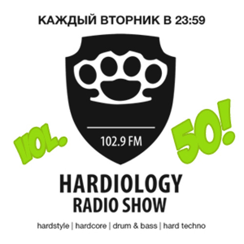 Heinakon aka cayenn (U Carrera DJs) - #HRDLG_50 Hardcore Mix