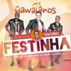 Os Hawaianos & Thiaguinho - Festinha [lançamento 2014] [batutinha dj]