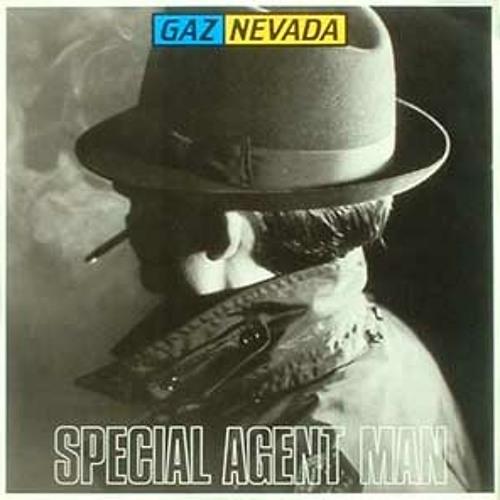 Gaznevada - Special Agent Edit Man (Editrecords exclusive)