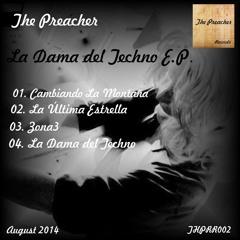 The Preacher - La Dama del Techno E.P. - The Preacher Records 002 (THPRR002)