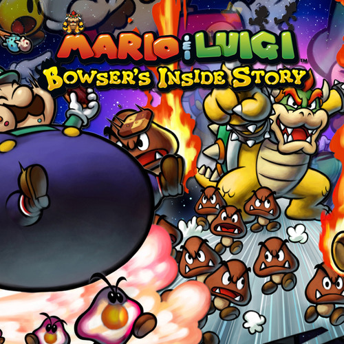 Mario & Luigi: Bowser's Inside Story - In The Final [Remix