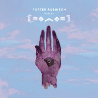 Porter Robinson Divinity (Ft. Amy Millan) Artwork