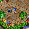 Sonic 3D Blast (Saturn) - Green Grove Zone - Act 1 [Sega Mega Drive / YM2612]