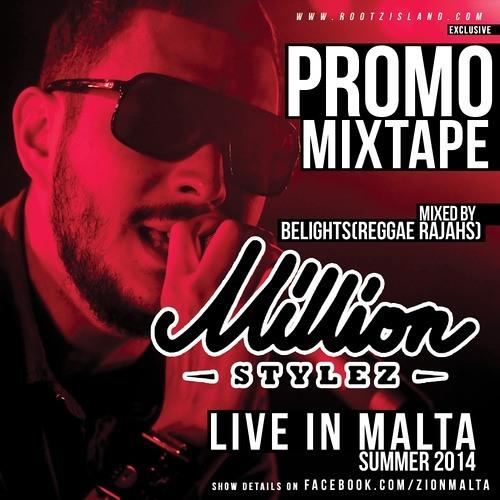 Million Stylez promo mixtape