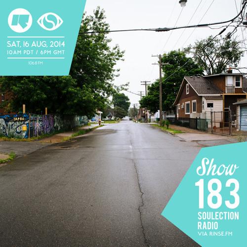 Soulection Radio Show #183 w/ Sam Gellaitry