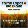 Sasha Lopez Feat Ale Blake & Broono   Everybody Feels Alright (Peppijay Remix)