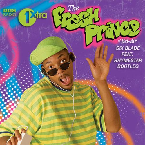 Six Blade feat. Rhymestar - Fresh Prince Bootleg (BBC 1Xtra D&B Soundclash)
