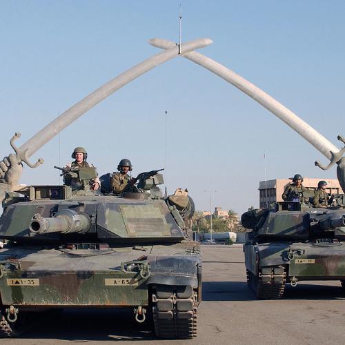Battlefield Baghdad | Electronic Ethnic