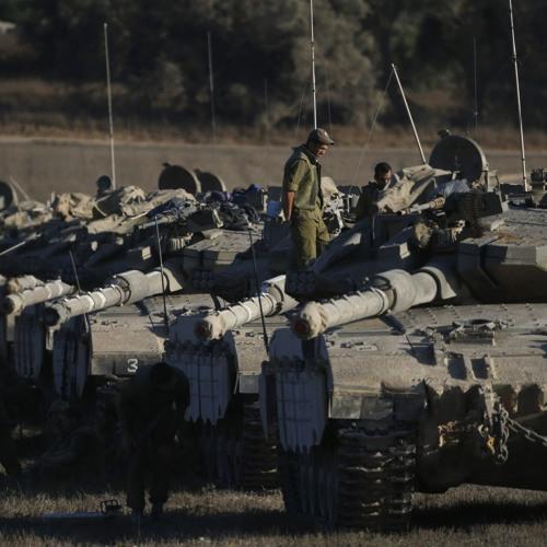 Gaza Confrontation   Electronic Ethnic Rock