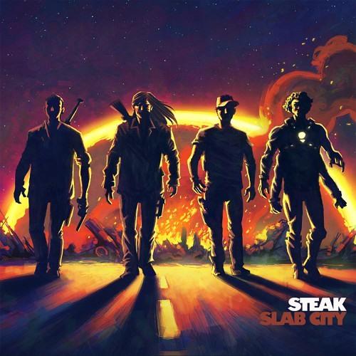 STEAK - Rising