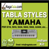 Ek Taal - Yamaha Tabla Styles - Indian Kit - PSR S710 S910 S550 S650 S950 A2000 ect