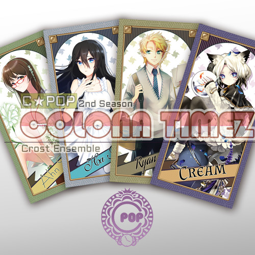 C★POP~COLONA TIMEZ~ Promotion File