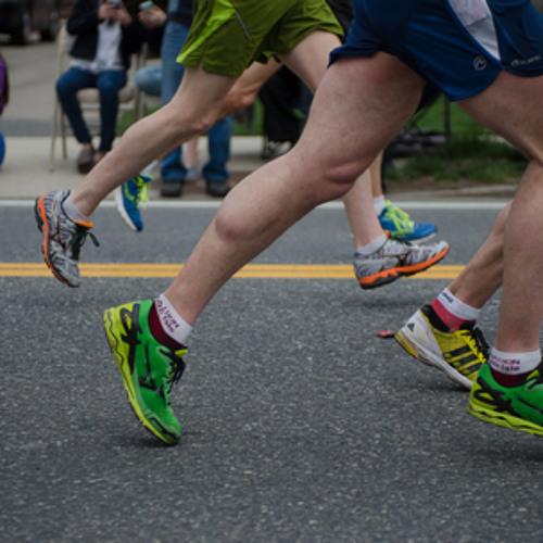 Crónicas de la vida líquida: Maratónica Daniella