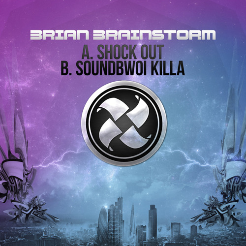 BRIAN BRAINSTORM - SHOCK OUT [MAB003] PLAYED BY KENNY KEN @ ROUGH TEMPO - Out now!!!