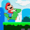 SONGS YOU DIDN'T KNOW HAD LYRICS: SUPER MARIO WORLD