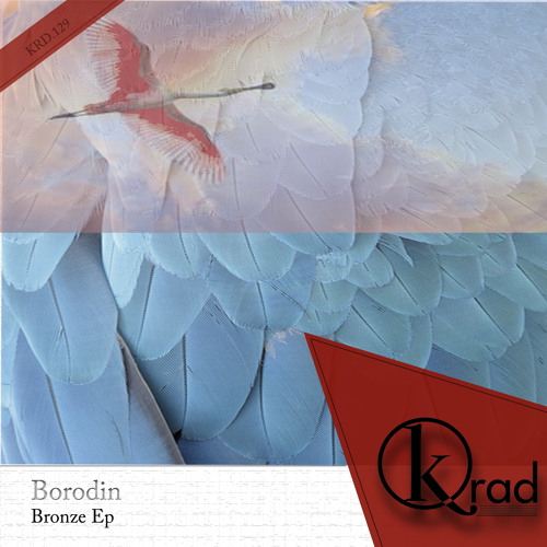[KRD129] Borodin - Gossamer [Krad Records]
