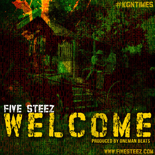 Welcome (Produced by OneMan Beats)