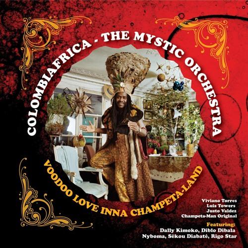Zarandia Champeta -Viviano Torres ane swing y Bopol Mansiamina - Colombiafrika la orkesta mistika