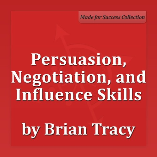 a discussion of negotiation and persuasion Some people think of negotiation and persuasion as the same thing while persuasion can be an effective negotiation technique, they are distinct activities.