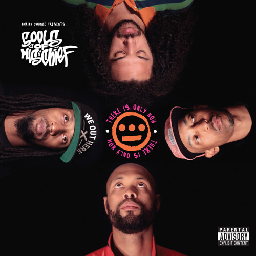 There Is Only NOw - Souls of Mischief (CLEAN)