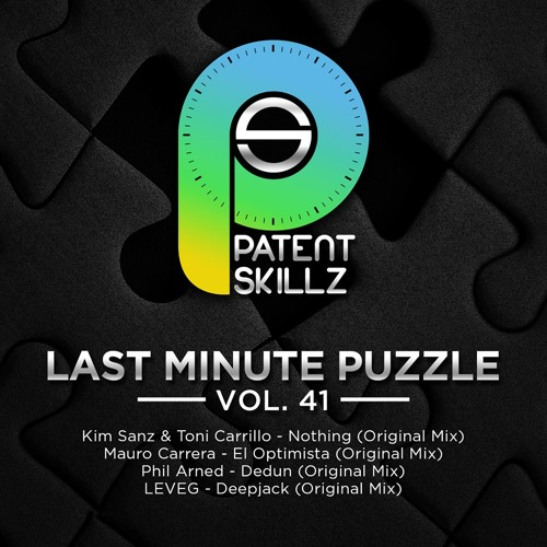 Kim Sanz & Toni Carrillo - Nothing (Original Mix) // Patent Skillz