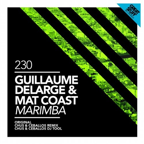 Guillaume Delarge & Mat Coast - Marimba (Original Mix)