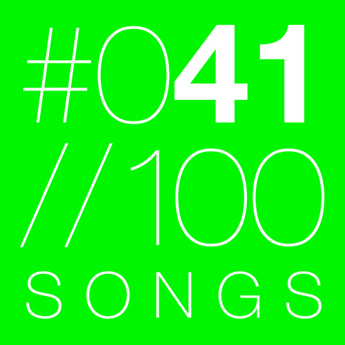 #041 Emerentia - Wasting Water (100 SONGS)