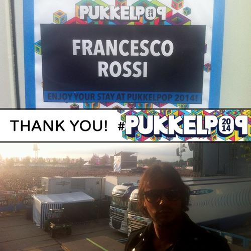 Francesco Rossi Live @ PUKKELPOP 2014 - 16.08.2014