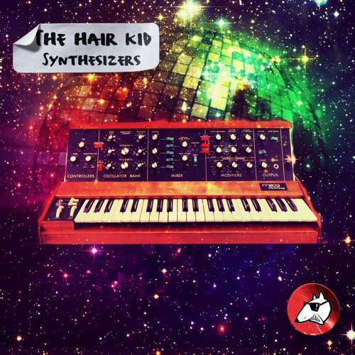 5- The Hair Kid - Synthesizers (Gente Di Marte Remix) [Excerpt]