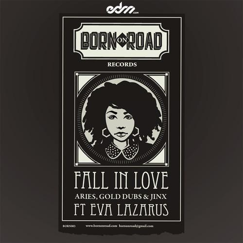 Aries & Gold Dubs & Jinx - Fall In Love ft. Eva Lazarus (Dope Ammo & Marvellous Cain Remix) [Prem.]