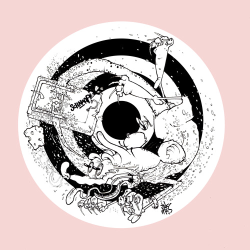 JIGSORE 008 - out now on vinyl + digi!