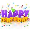 Happy Birthday (Rock Version) für Krissy