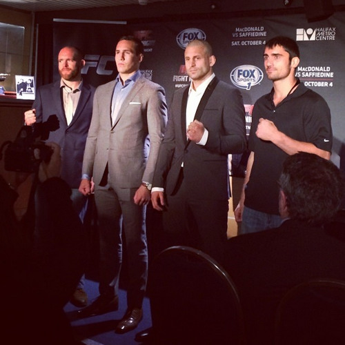 UFC Comes to Halifax