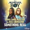 Something Real Cover - How To Build A Better Boy