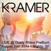 DJ Kramer - Dusty Rhino 20 - Dusty Rhino Pre-Burn 2014