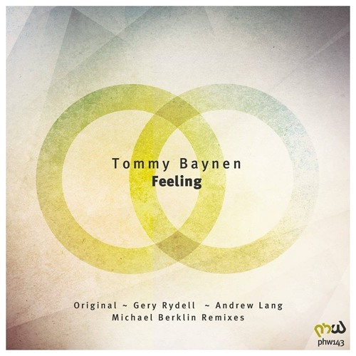 Tommy Baynen - Feeling (Andrew Lang Remix)