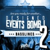 Download Designed Events Bomb! Vol 2: Basslines - 32 MIDI + 10 WAV loops Mp3