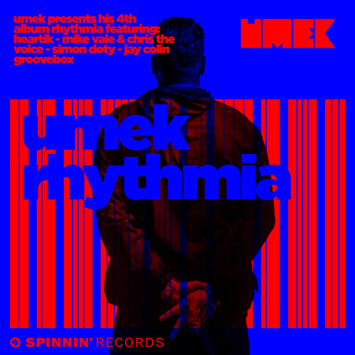 UMEK & Simon Doty - Divine (Taken From The Album Rhythmia)